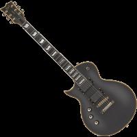 Ltd EC-1000LH vintage black gaucher - Vue 2