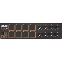 Akai Professional LPD8 - Vue 1