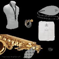 Sml Paris Saxophone soprano courbe débutant verni - Vue 4