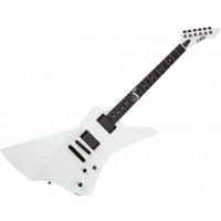 Ltd James Hetfield Snakebyte white - Vue 2