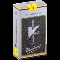 Vandoren Anches clarinette Sib V12 force 3 - Vue 1