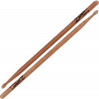 Zildjian 5B Heavy bouleau - Vue 1
