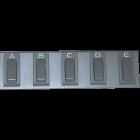 Korg Contrôleur EC5 - Vue 1