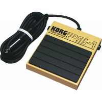 Korg Pédale switch PS1 - Vue 1