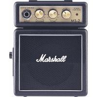 Marshall MS2 - Vue 1