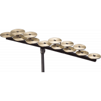 Zildjian Crotale low octave 13 notes 440 Hz - Vue 1