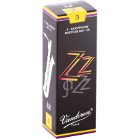 Vandoren Anche saxophone baryton ZZ force 3 - Vue 1
