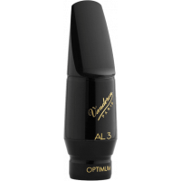 Vandoren Bec Optimum saxophone alto AL3 - Vue 1