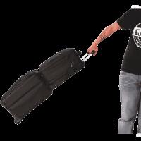 Gator GAV-LTOFFICE-W sacoche nylon vidéoprojecteur avec roulettes - Vue 4