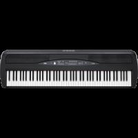 Korg Piano SP280 BK - Vue 1