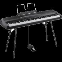 Korg Piano SP280 BK - Vue 3