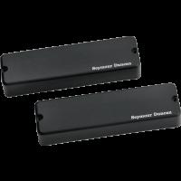 Seymour Duncan ASB-6S kit Soapbar 6 cordes actif phase 1 noir - Vue 1