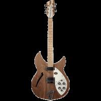 Rickenbacker 330 walnut - Vue 1