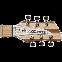 Rickenbacker 330 walnut - Vue 5