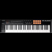 M-audio Oxygen 61 MK IV - Vue 4