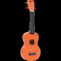 Mahalo Rainbow soprano orange + housse - Vue 1