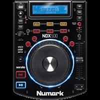Numark NDX500 - Vue 2