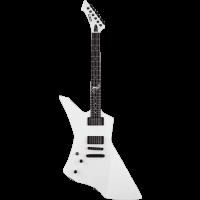 Ltd James Hetfield Snakebyte white gaucher - Vue 1
