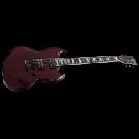 Ltd Viper 256 see thru black cherry - Vue 4