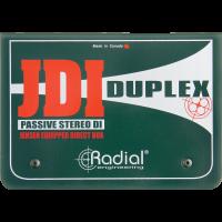 Radial DI passive 2 canaux JDI DUPLEX - Vue 2