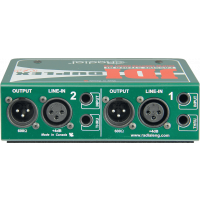 Radial DI passive 2 canaux JDI DUPLEX - Vue 4