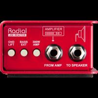 Radial DI active simulateur de HP JDX48 - Vue 3