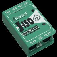 Radial DI convertisseur stéréo -10/+4 dB J-ISO - Vue 1