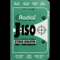 Radial DI convertisseur stéréo -10/+4 dB J-ISO - Vue 2