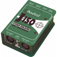 Radial DI convertisseur stéréo -10/+4 dB J-ISO - Vue 3