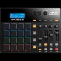 Akai Professional MPD226 - Vue 2