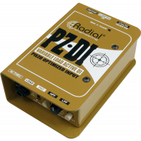 Radial DI pour micro piézo PZ-DI - Vue 1