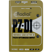 Radial DI pour micro piézo PZ-DI - Vue 2