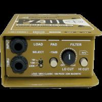 Radial DI pour micro piézo PZ-DI - Vue 3