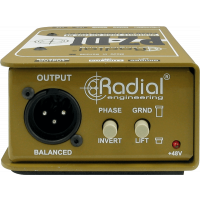 Radial DI pour micro piézo PZ-DI - Vue 4