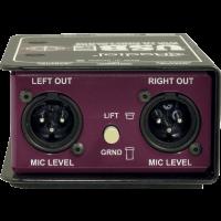 Radial DI numérique USB-PRO - Vue 3