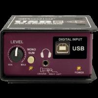 Radial DI numérique USB-PRO - Vue 4