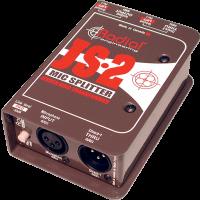 Radial Splitter 1 entrée/2 sorties micro JS2 - Vue 1