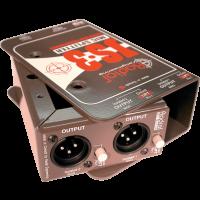 Radial Splitter 1 entrée/3 sorties micro JS3 - Vue 2