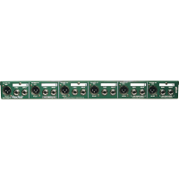 Radial DI rackable 6 canaux JD6 - Vue 3