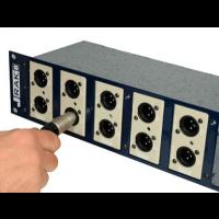 Radial Adaptateur de rackage 1 U pour 4 DI - Vue 3