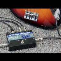 Radial DI pédale instrument Stage Direct - Vue 6