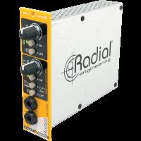 Radial Module de réamping X-Amp 500 - Vue 1