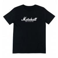 Algam Webstore T-shirt Marshall Amplification noir homme (M) - Vue 1