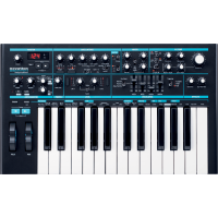 Novation Bass Station 2 - Vue 2