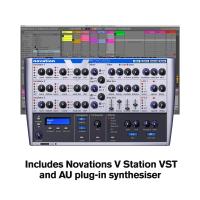 Novation LaunchKey 49 mk2 - Vue 9