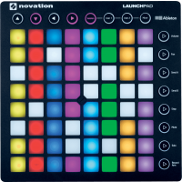 Novation Launchpad mk2 - Vue 2