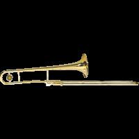 SML Paris Trombone ténor simple débutant verni - Vue 1
