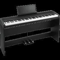 Korg Piano B1SP BK - Vue 1