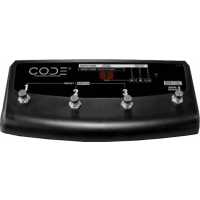 Marshall Footswitch 4 voies pour Code - Vue 1