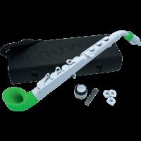 Nuvo Saxophone d'éveil ABS blanc et vert - Vue 2
